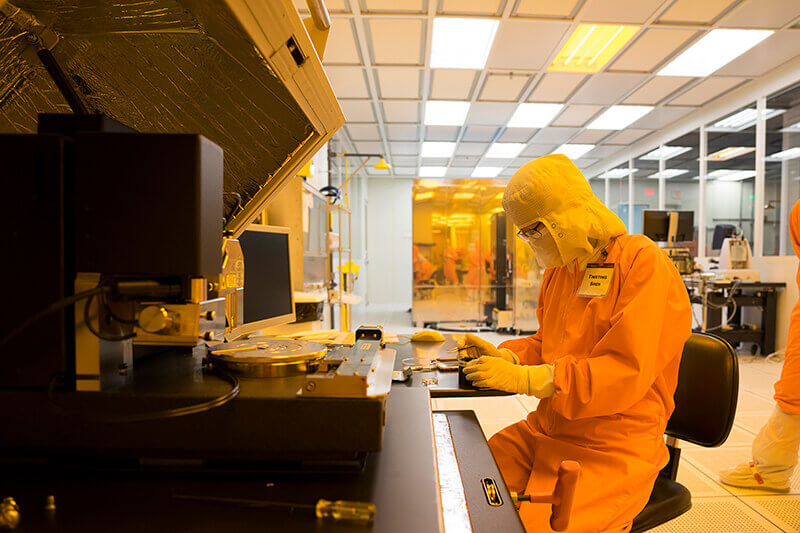 Chen cleanroom