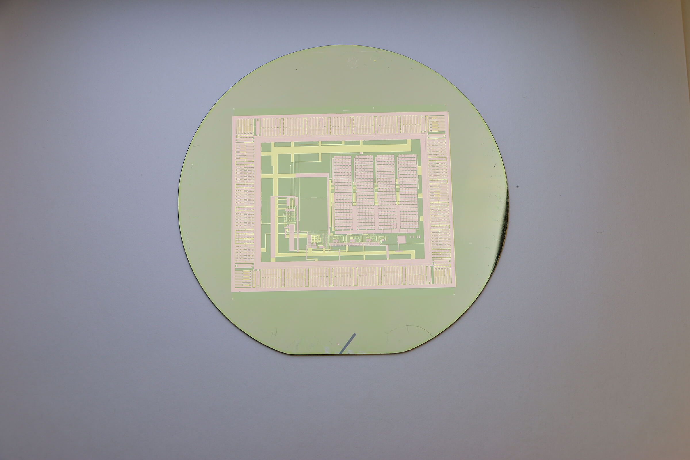 Electronic Stickers To Streamline Large Scale Internet Of Things Most Popular Circuits A Thin Film Circuit Can Peel Easily From Its Silicon Wafer With Water Making The Reusable For Building Nearly Infinite Number