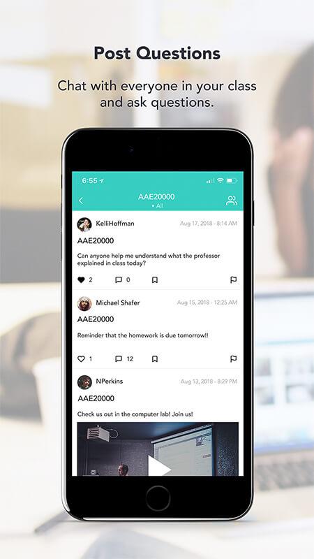 classmate-app