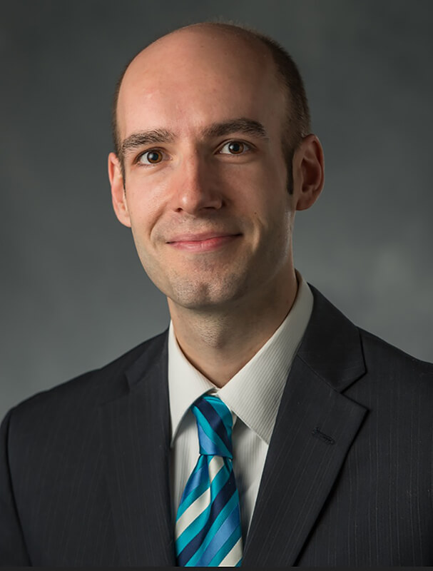 Evan Perrault.