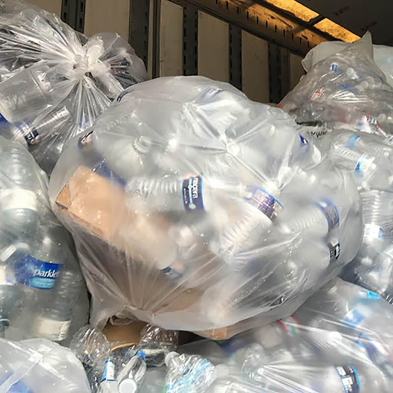 Flint bottles