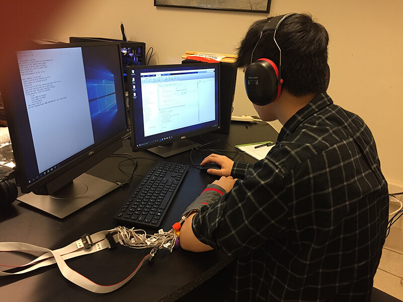 Haptic study