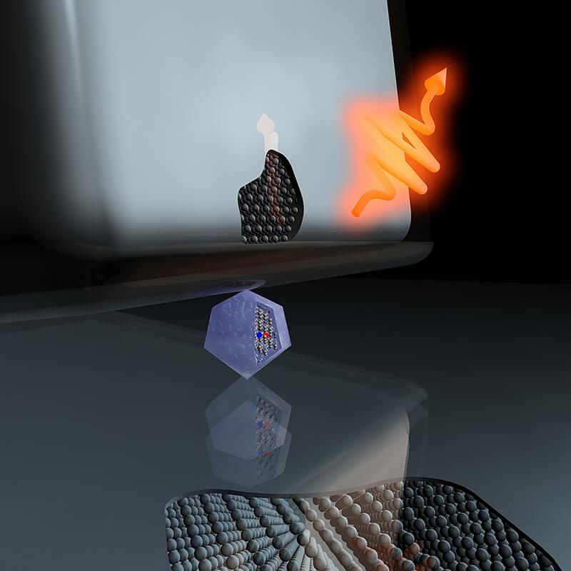 Shalaev light source