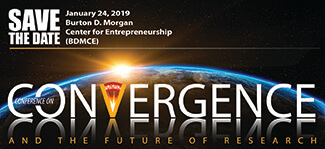 Convergence Conference save the date graphic