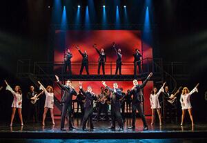 'Jersey Boys' musical
