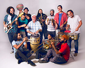 Orquestra el Macabeo at Global Fest