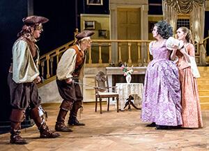 Purdue Theatre 'The Beaux' Stratagem'