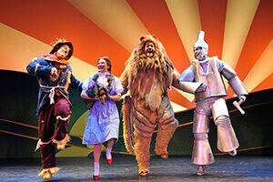 'The Wizard of Oz' touring show