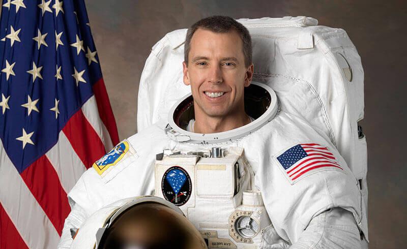 Drew Feustel, Purdue alumnus astronaut