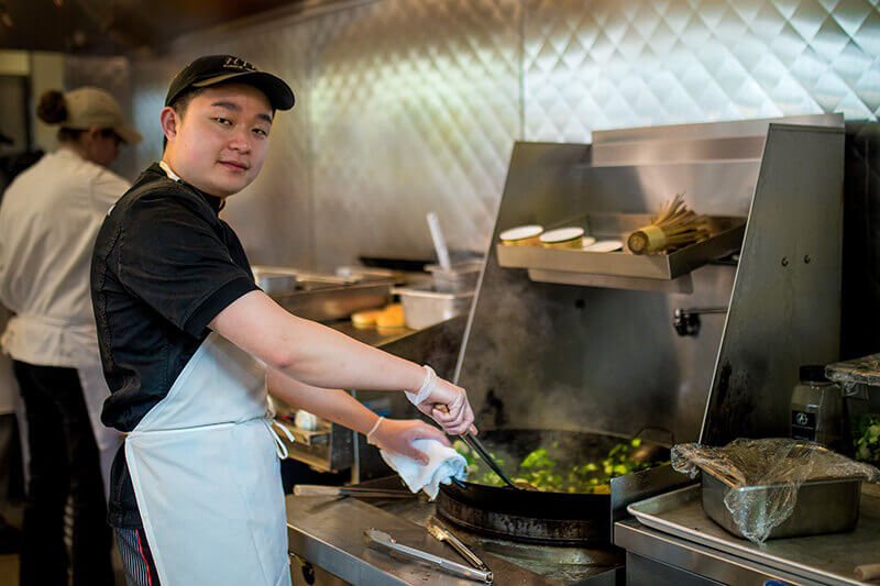 Sheng S Steam House Offers Authentic Chinese Cuisine At Boiler Bistro Purdue University News
