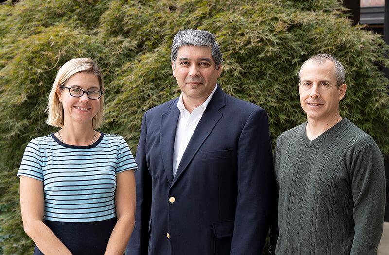 Elizabeth Tran, R. Claudio Aguilar and Edward Bartlett
