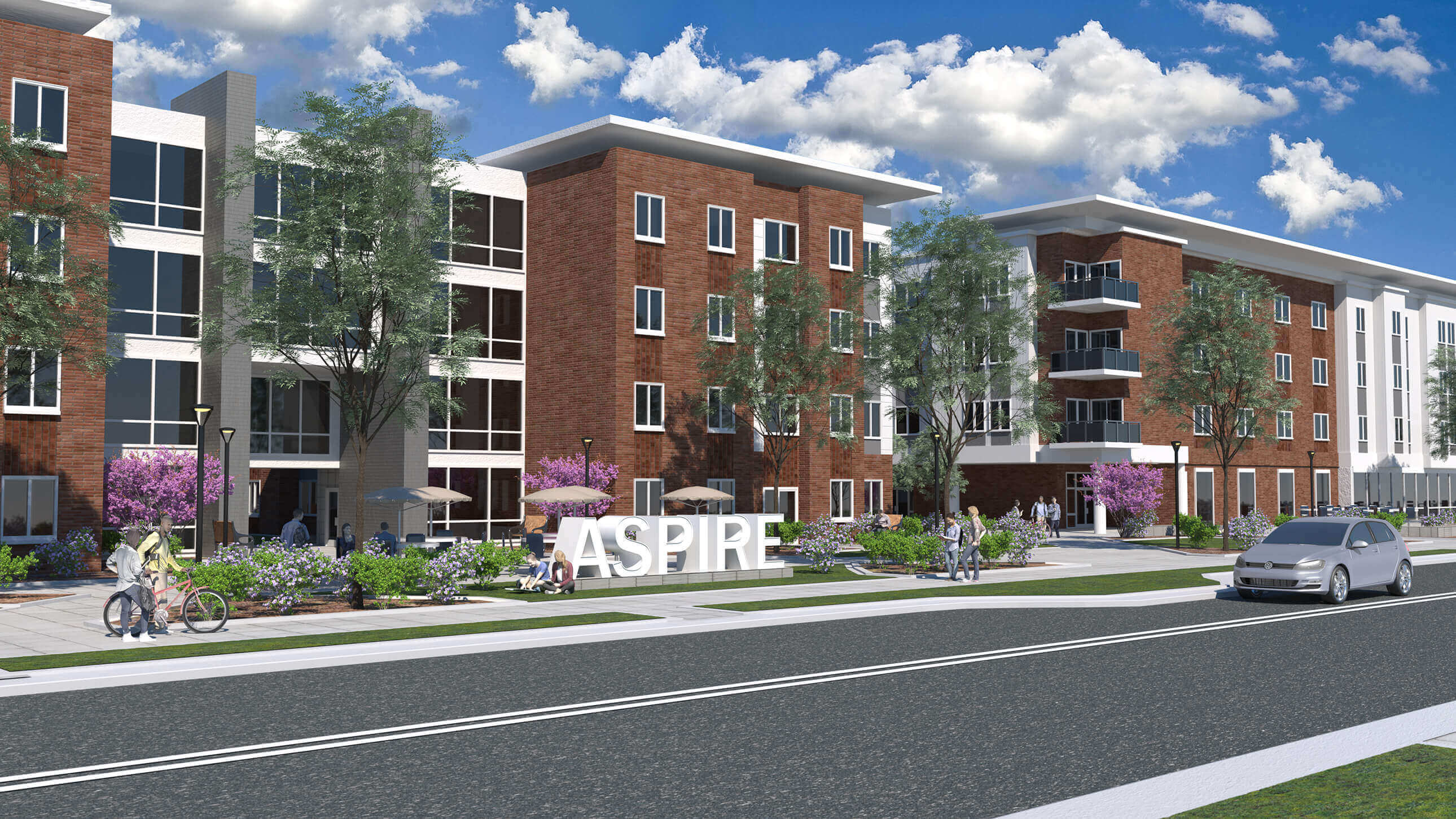 Aspire at Discovery Park