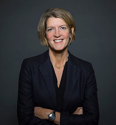 Beth Ford, president and CEO of Land O'Lakes Inc.