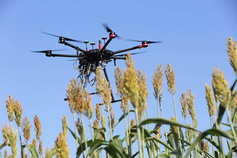 drone-sensor