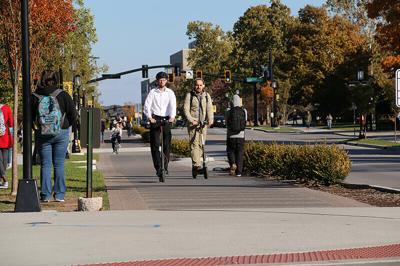 escooters campus