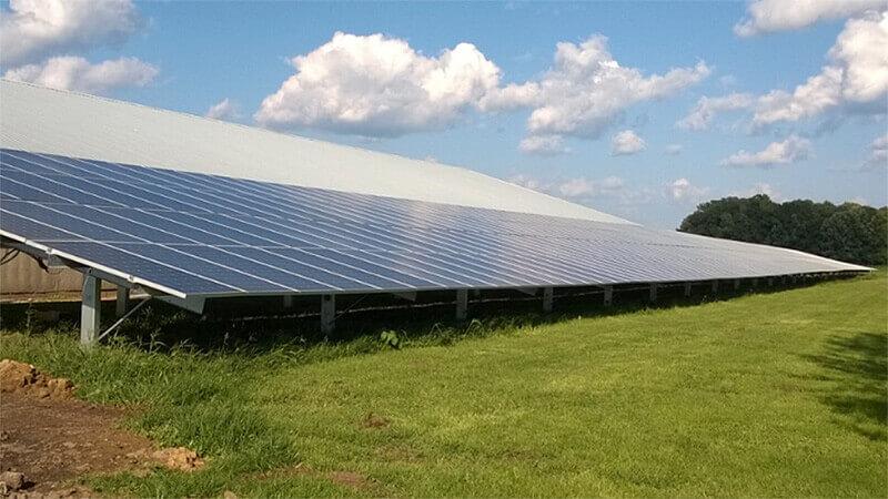 Farm solar