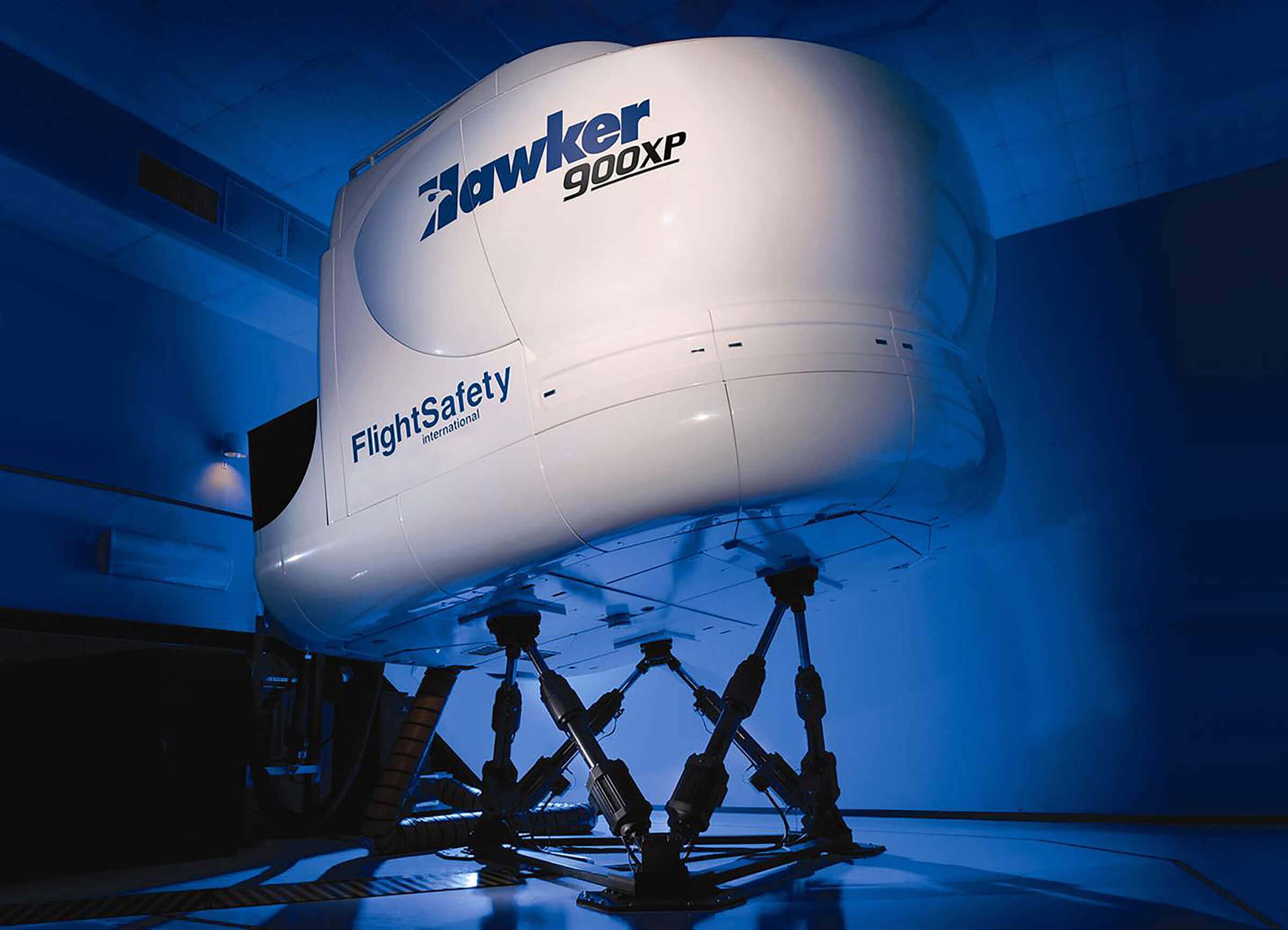 Purdue aviation adds full flight simulator to suite of