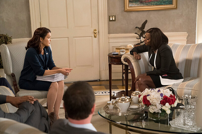 Binge-Watching Political Dramas with Female Characters Could Get You Hooked on Politics