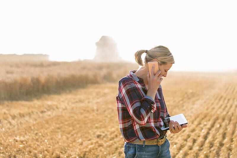 New nitrogen fertilizer texture may reduce nitrate levels