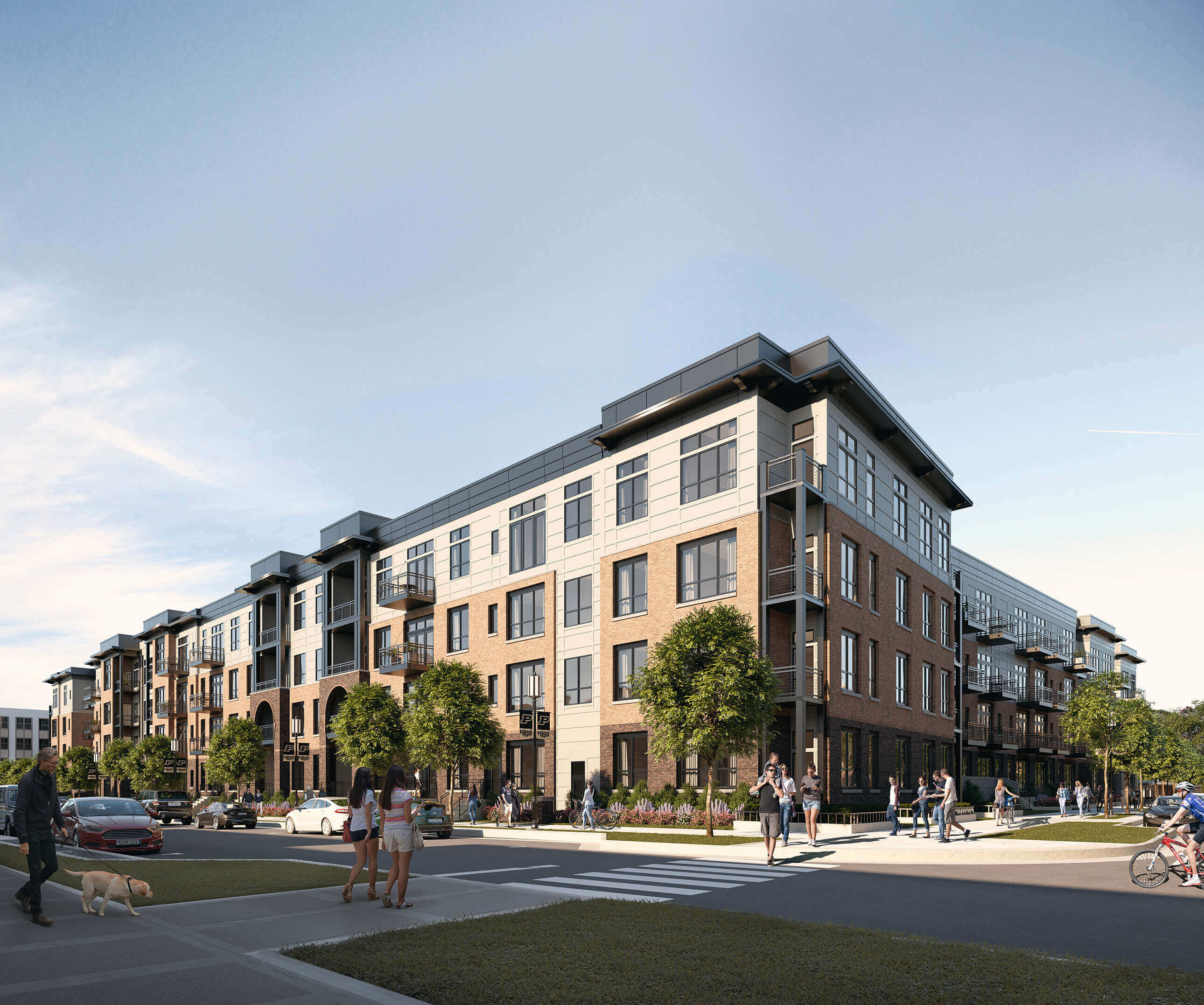 Apartments, Commercial Real Estate Next Phase For Purdue's