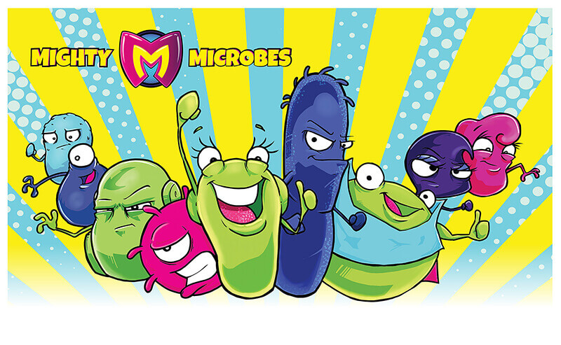 mighty microbes