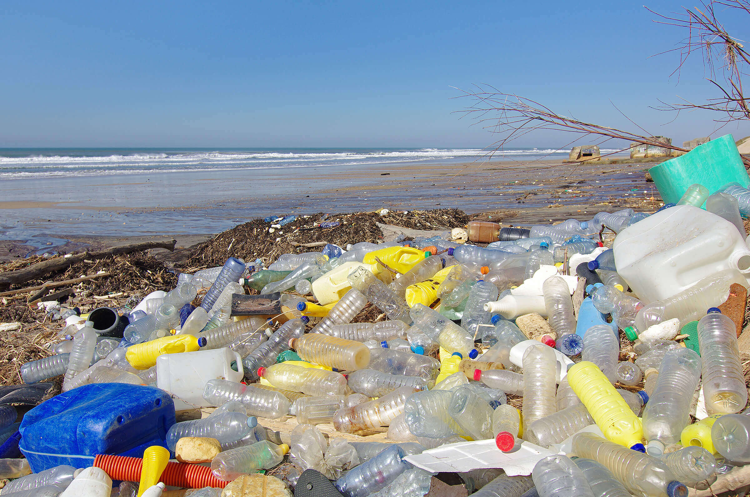 New Plastic Pollution Solution May Produce Sustainable Fuel