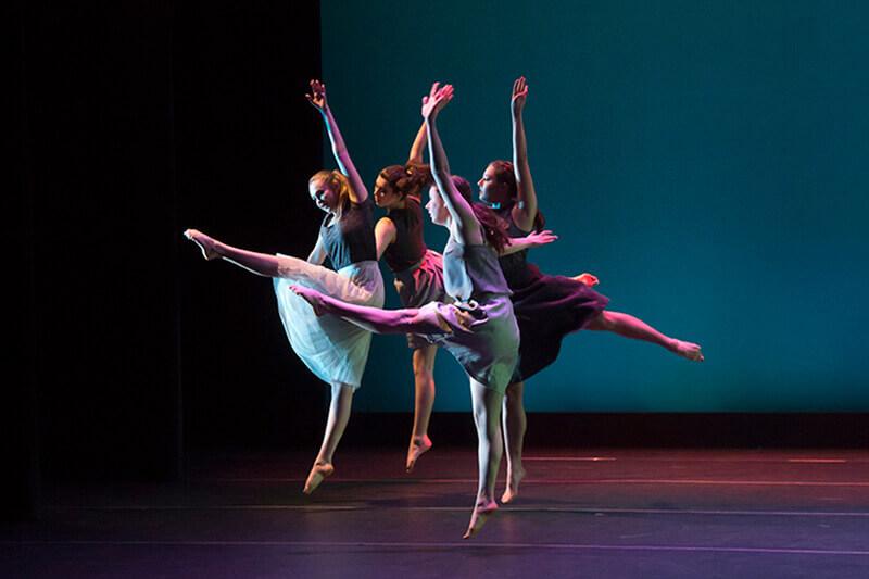 dance company foursome