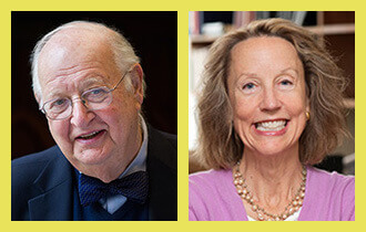Sir Angus Deaton and Anne Case, economists