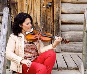 Patti Kusturok, Indiana Fiddlers' Gathering