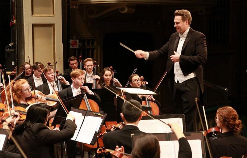 Purdue Philharmonic Orchestra
