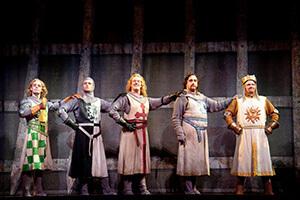 Spamalot knights
