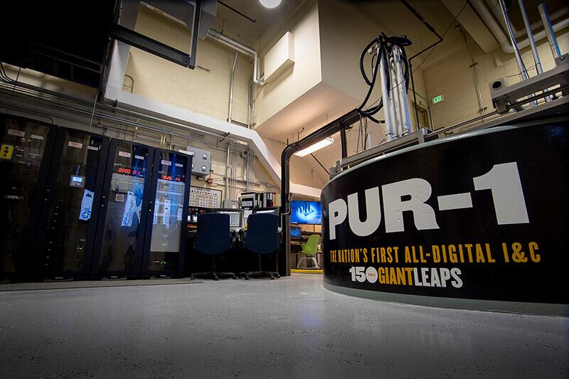 Purdue reactor