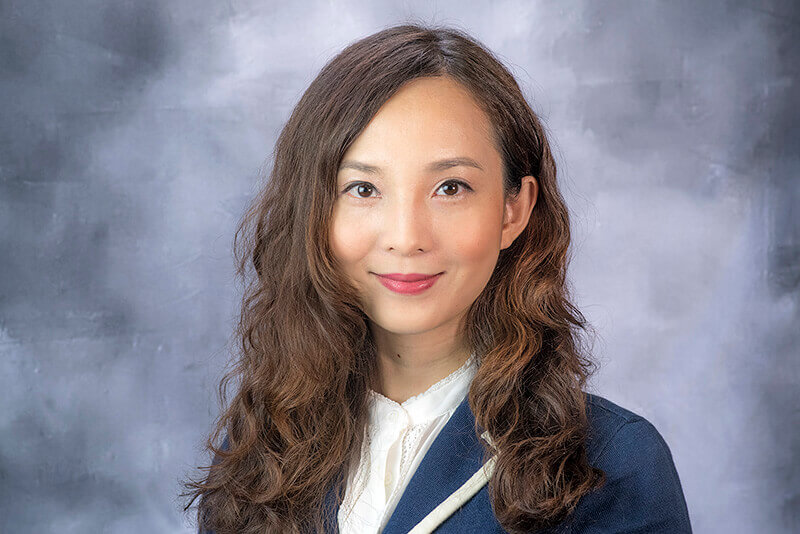 Priscilla Ding researches gerontology, the study and care of aging and older adults, in Purdue School of Nursing.