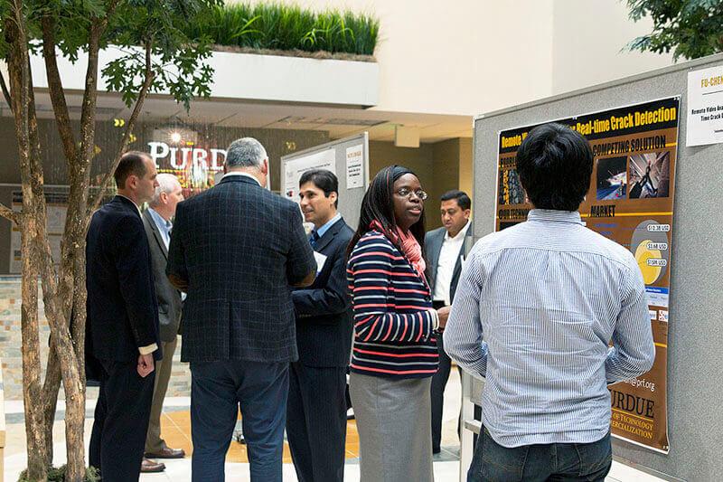 showcase researchers