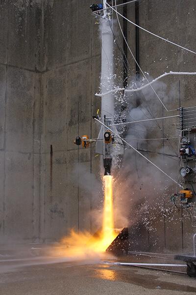 liquid-rocket