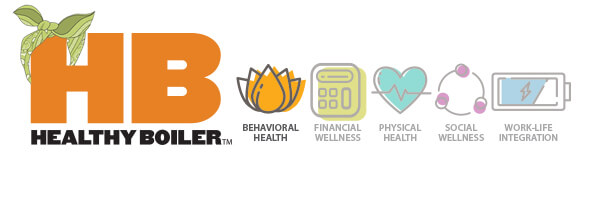 Healthy Boiler mental health logo