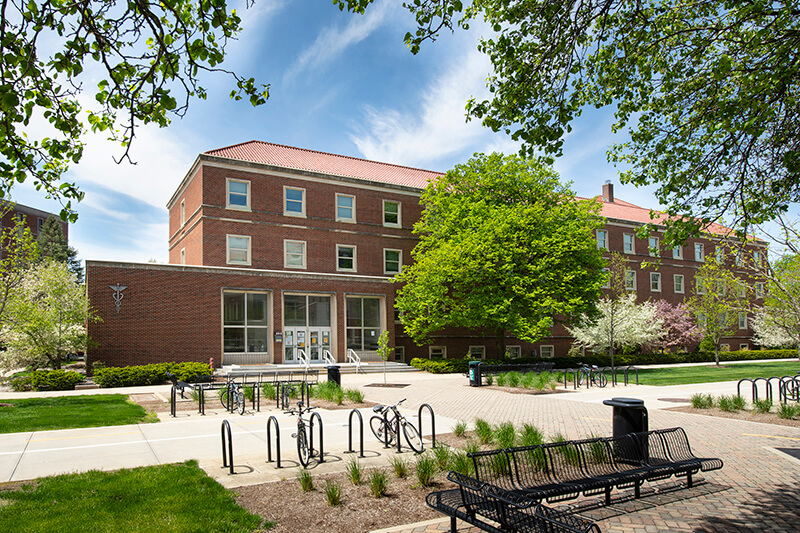 Purdue University Student Health Center