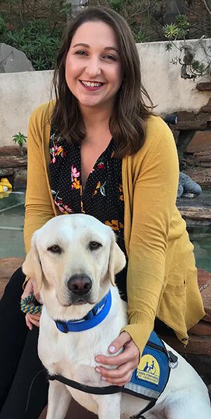 Bir TSSB hizmet köpeği için en önemli görev: Kaygıyı bozmak