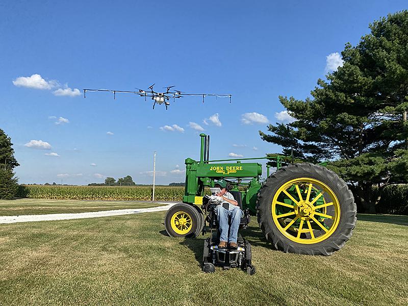 albertson-drone