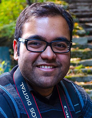 Aritra Bose earned his doctorate at Purdue in computer science. His area of research was in both data science and genetics.