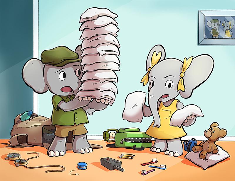 elephants-pillows