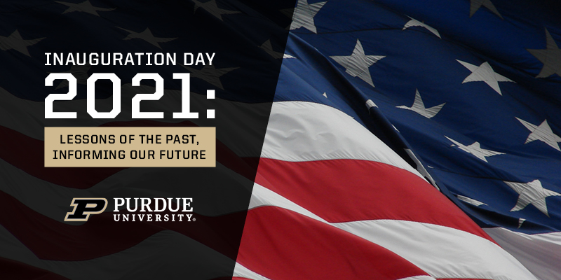 2021 Inauguration Day banner graphic