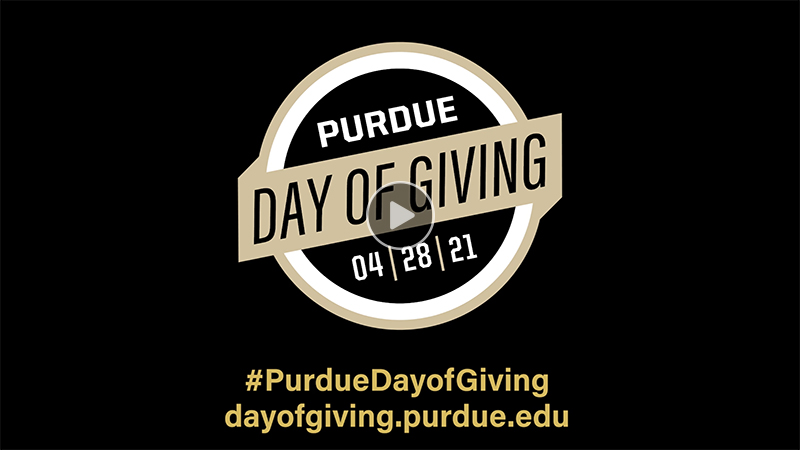 Purdue Day of Giving graphic