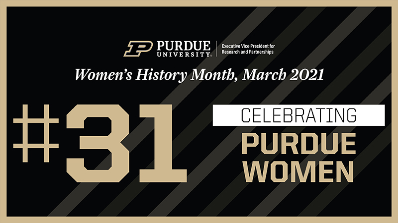 Women's history month series graphic
