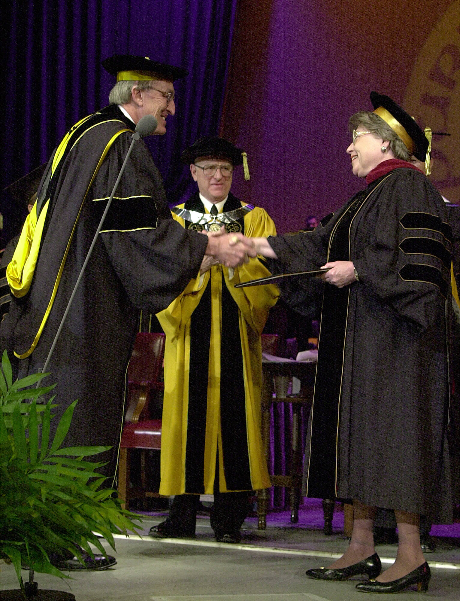Beerings honorary doctorate
