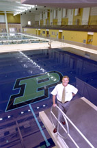 New Aquatic Center To Be Dedicated Homecoming Weekend