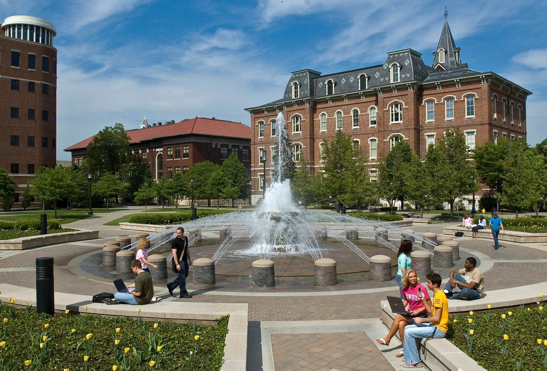 Purdue reaches top ranks among nation s universities