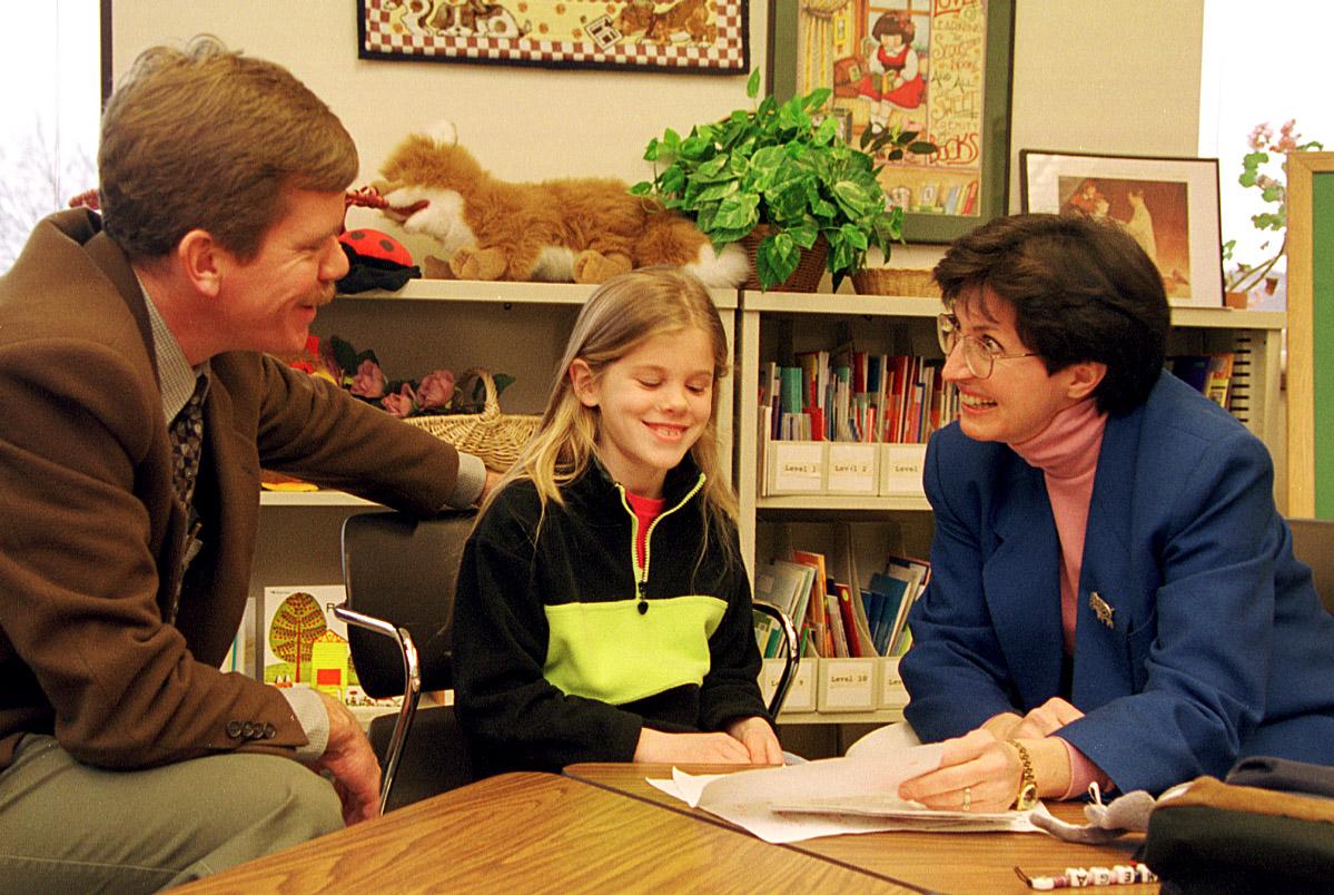 K-12 TLC Guide to Parent Teacher Relations