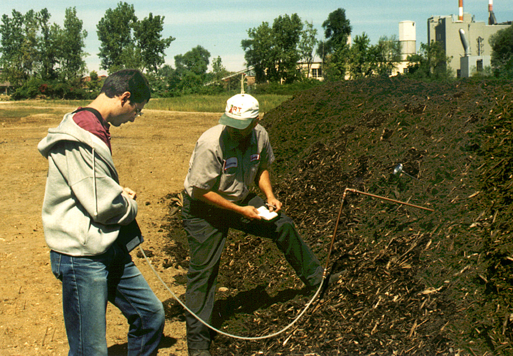 Purdue made soil benefits the environment for What is rich soil called